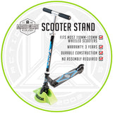 Madd Gear Scooter Stand - Recommended Scooter Size