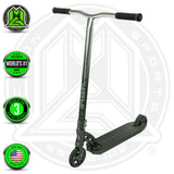 Madd Gear VX8 Team Stunt Scooter Black Complete