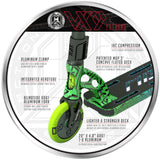 Madd Gear VX9 Extreme Pro Scooter - Aurum - Key Features