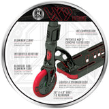 MGP VX9 Extreme Pro Scooter - Evol - Key Features