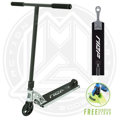 MGP VX9 Pendulum Pro Scooter - Chrome / Black - Main