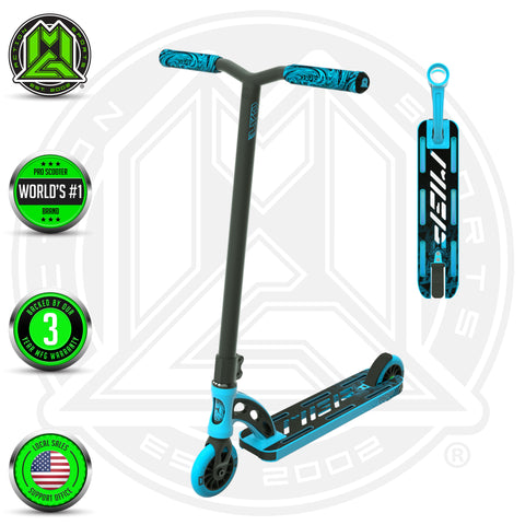 MGP VX9 Shredder Scooter - Blue