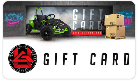 ULTGAR Ultimate Garage Gift Card