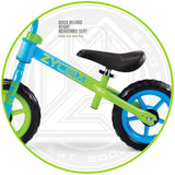 Adjustable Balance Bike Boys Girls