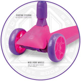 Zycom Zinger Scooter - Pink Purple Steering System
