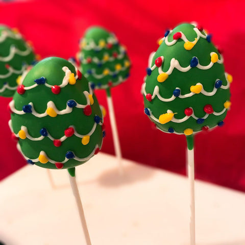 Christmas Tree Jumbo Pop