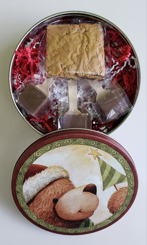 Chocoholic Gift Tin