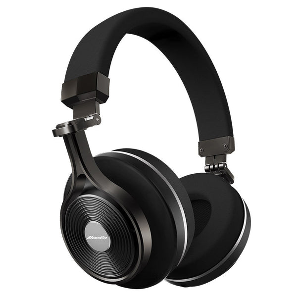T3 Wireless Bluetooth Headphones 4.1 Stereo and microphone