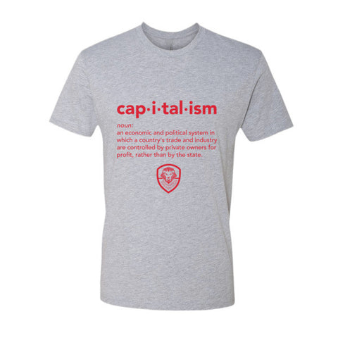 Capitalism Definition T-Shirt
