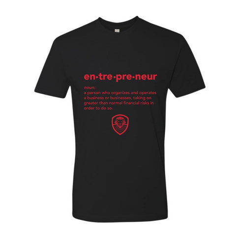Entrepreneur Definition T-Shirt