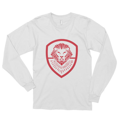 Valuetainment Long Sleeve - Red Logo