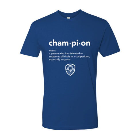 Champion Definition - White