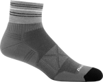 Vertex 1/4 Ultra-Light is Ultra-Light Weight: Our lightest sock for race day or anyone looking for a lighter-than-air feel from a tougher than hell sock.