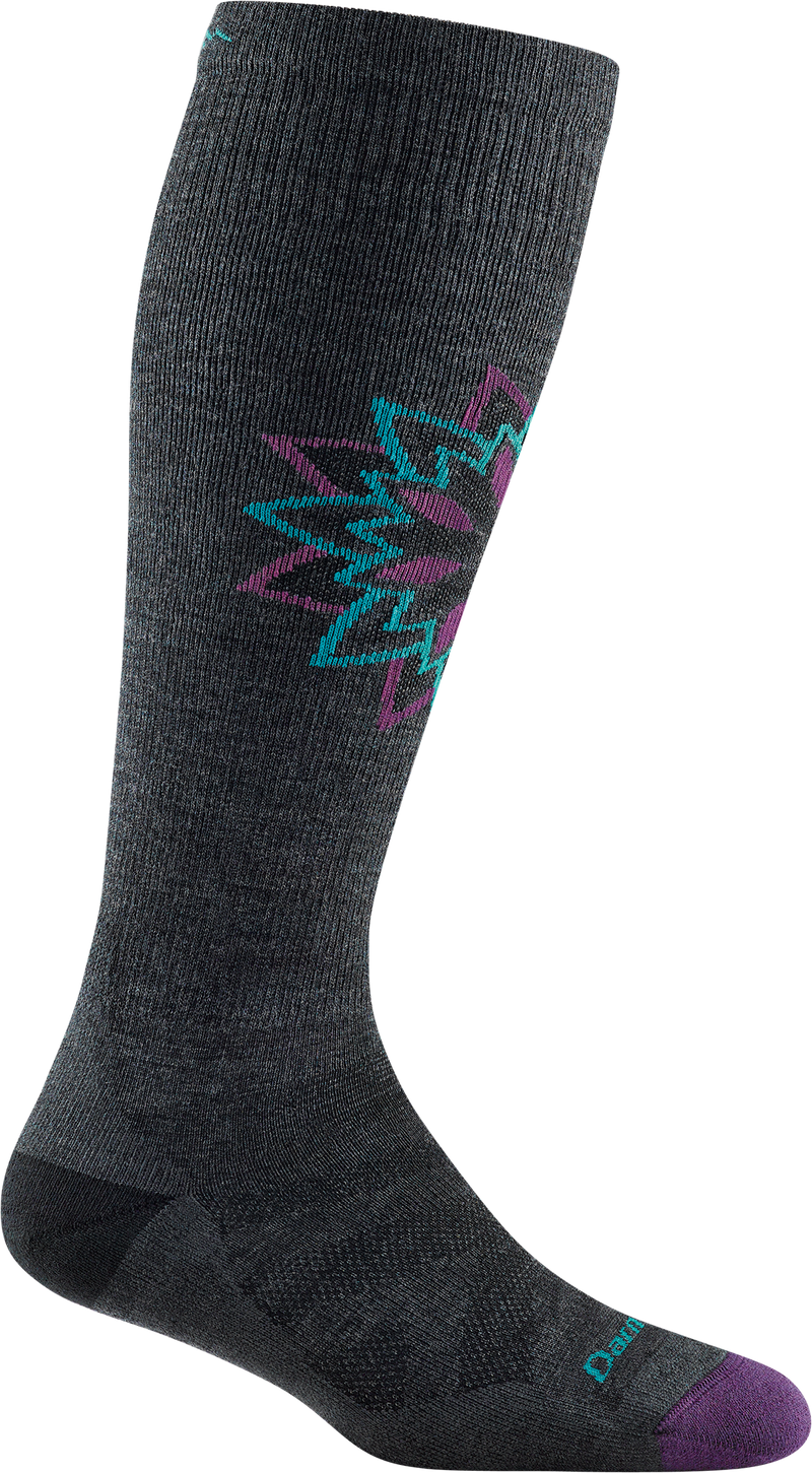 Women's Sacred Over-the-Calf Midweight Ski & Snowboard Sock