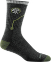 Men's ATC Micro Crew Midweight Hiking Sock