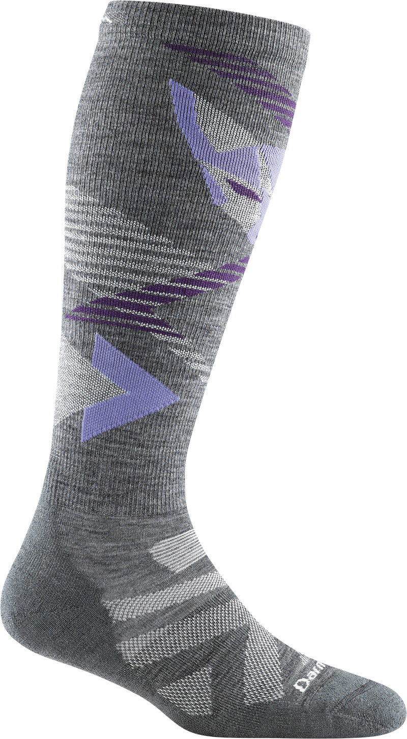 Women's Juniper Over-the-Calf Midweight Ski & Snowboard Sock