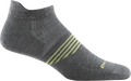 gray no show sock