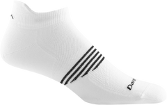 white no show sock