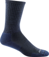 standard navy blue crew sock