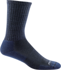 navy durable crew sock