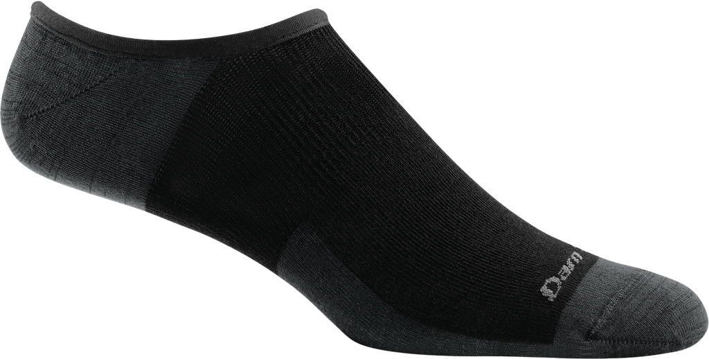 black no show sock