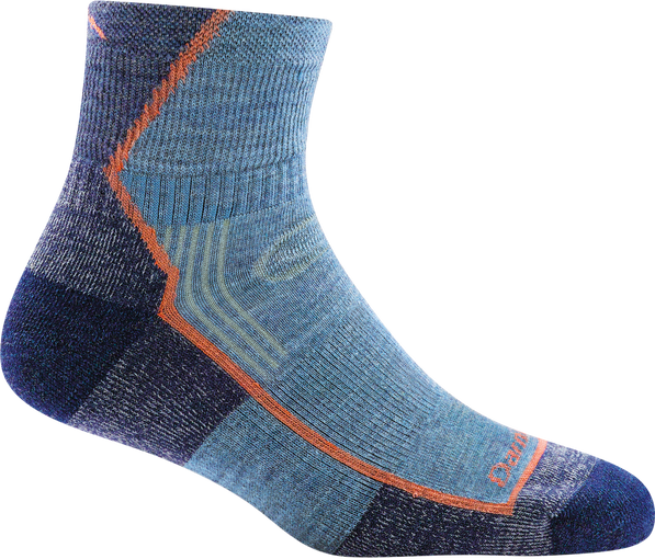 free shipping how much pre order Darn Tough Hiker Cushion 1/4 Socks - Women's free shipping with paypal with credit card cost cheap online ExMZok