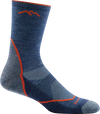 blue crew light hiking sock