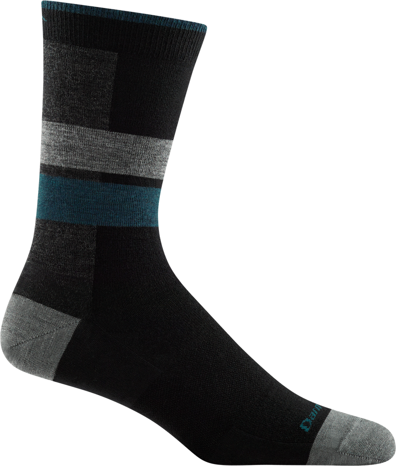 Men's Eclipse Crew Lightweight Lifestyle Sock