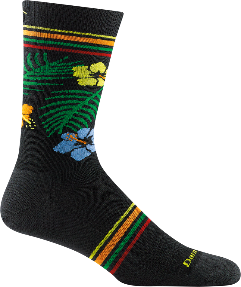 Men's Tropic Crew Lightweight Lifestyle Sock