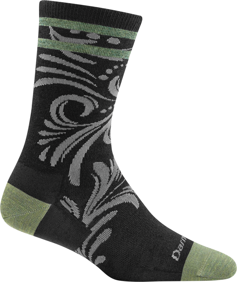 Women's Vines Crew Lightweight Lifestyle Sock