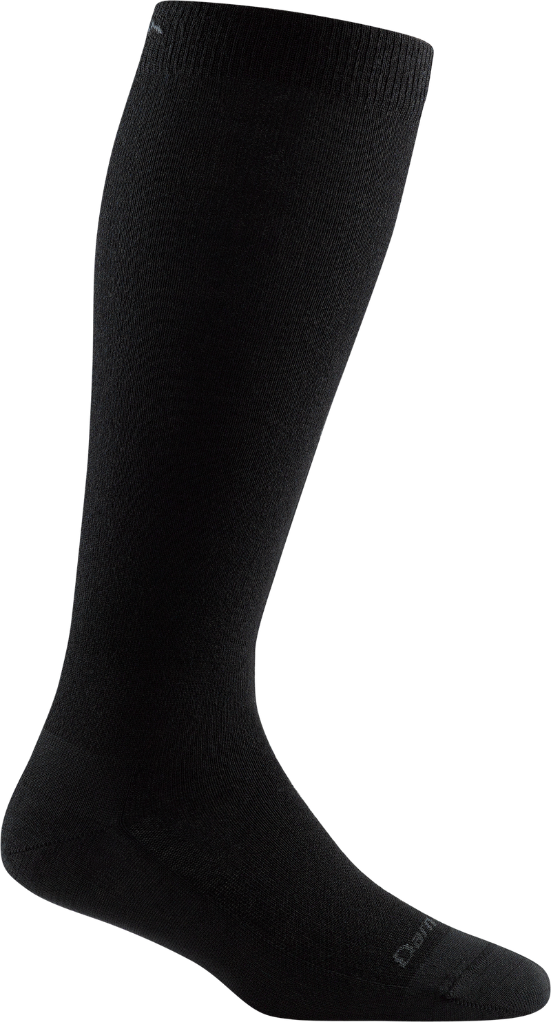 Women's Solid Basic Knee High Lightweight Lifestyle Sock