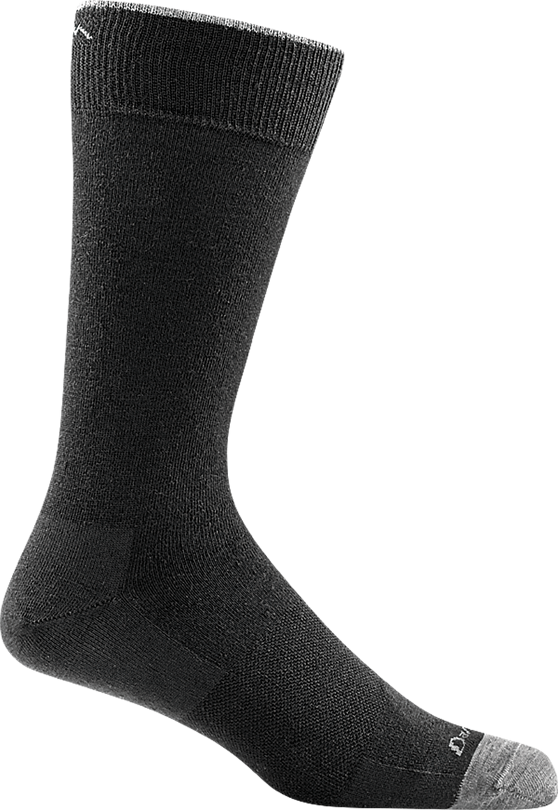 dark gray crew sock