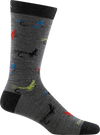 Men's Pop McFly Crew Lightweight Lifestyle Sock