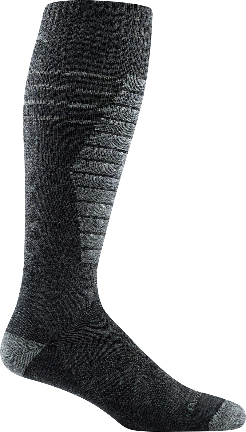Men's Edge Over-the-Calf Midweight Ski & Snowboard Sock