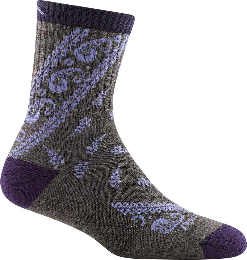 Women's Janis Micro Crew Midweight Hiking Sock