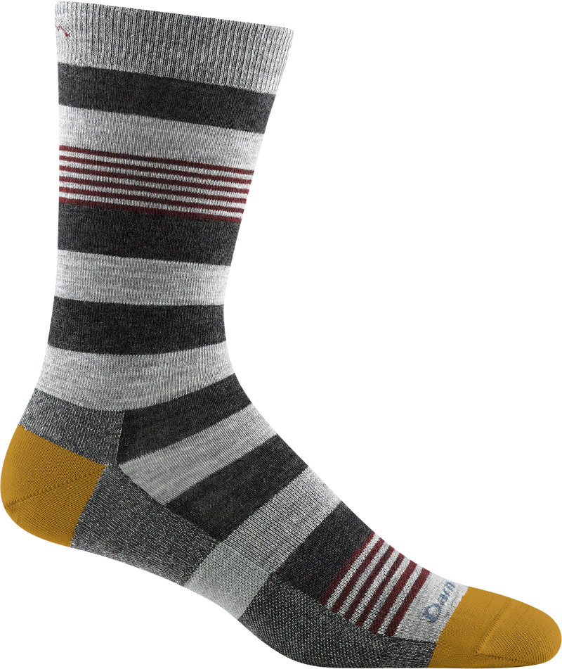 Men's Oxford Crew Lightweight Lifestyle Sock
