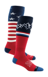 Men's Snow Patriot 2-Pack