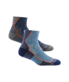 Men's and Women's Hiker 1/4 Sock 2-Pack
