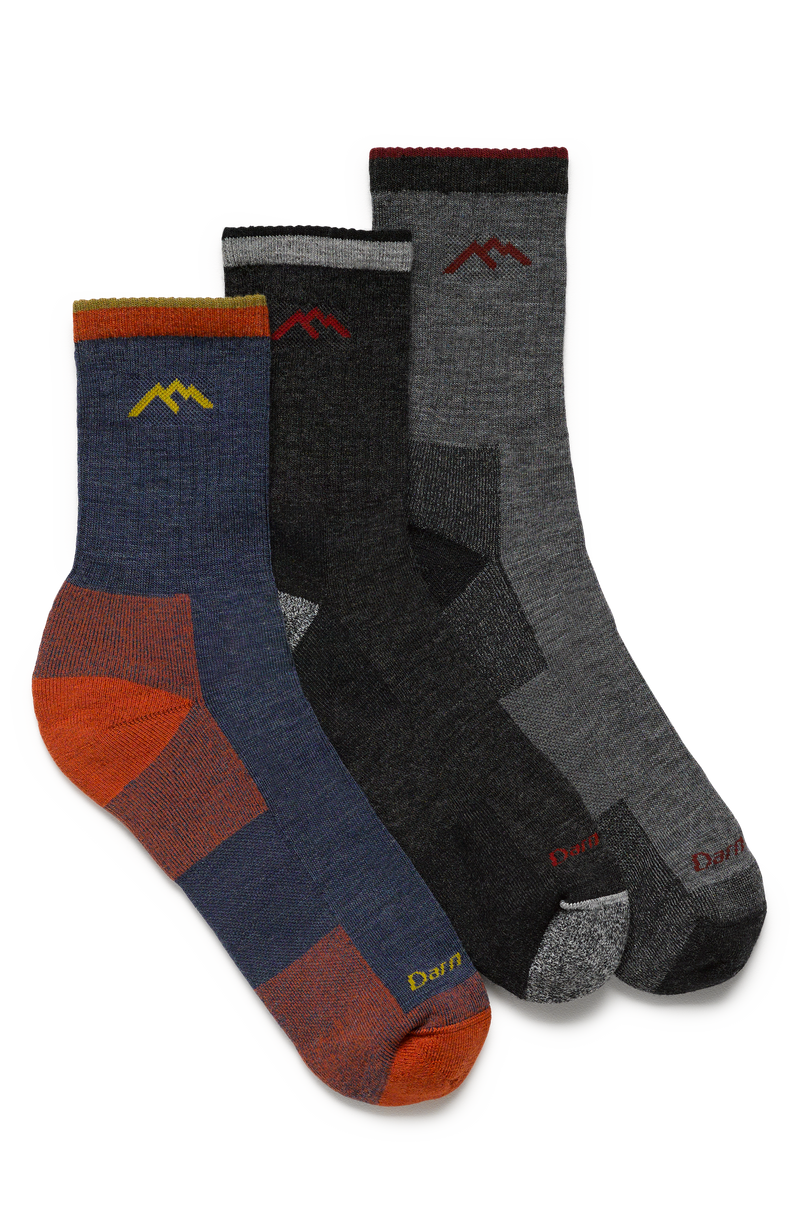 Men's Hiker Micro Crew 3-Pack
