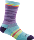 Women's Waves Crew Lightweight Lifestyle Sock