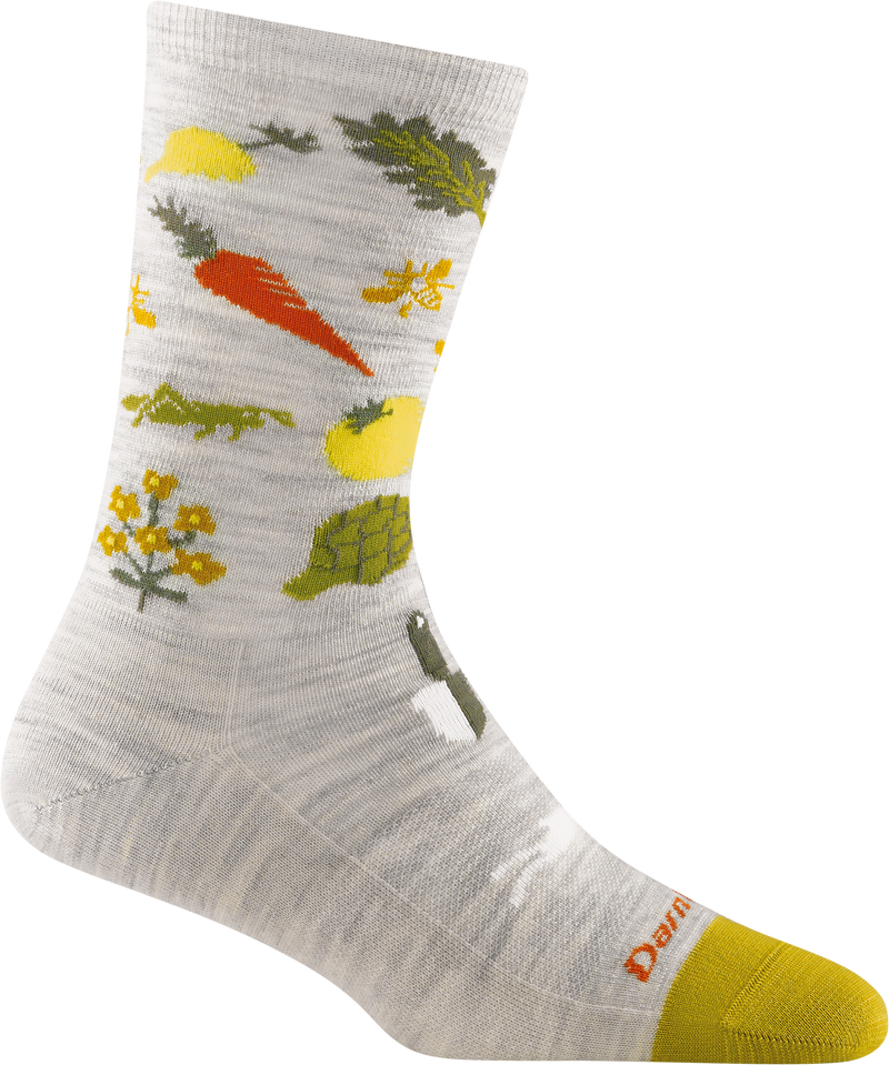 Women's Farmer's Market Crew Lightweight Lifestyle Sock