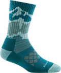Women's Three Peaks Micro Crew Lightweight Hiking Sock