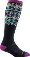 Women's Northstar Over-the-Calf Midweight Ski & Snowboard Sock