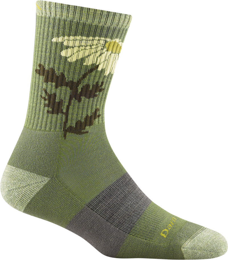 Women's Queen Bee Micro Crew Lightweight Hiking Sock