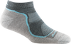 Women's Light Hiker No Show Lightweight Hiking Sock