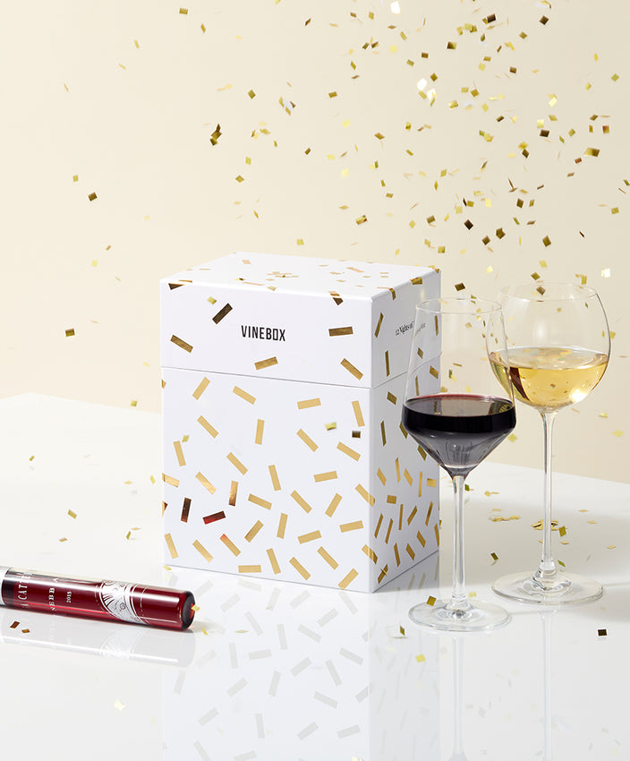 12 Nights of Wine variant Confetti