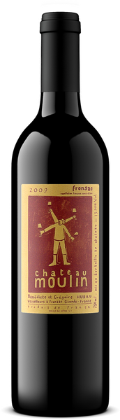 Organic Canon-Fronsac Rouge