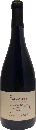 Chotard Sancerre Rouge Bottle