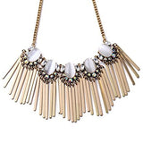 All-much Djya Rhinestone Fashion Necklace