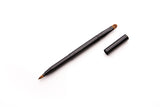Pro Double Sided Makeup Brush Lip, Eyeshadow, Blush, Foundation Brush Retractable
